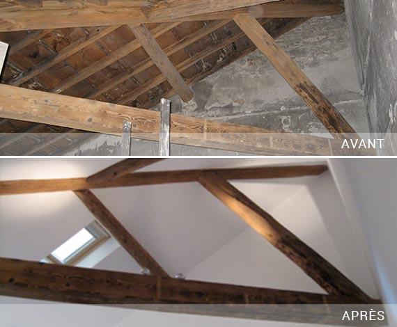 renovation murs placo lozanne